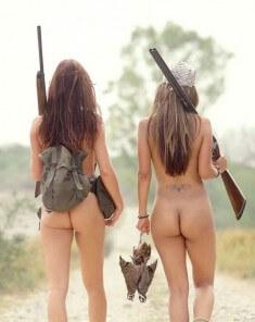 Возвращение с охоты