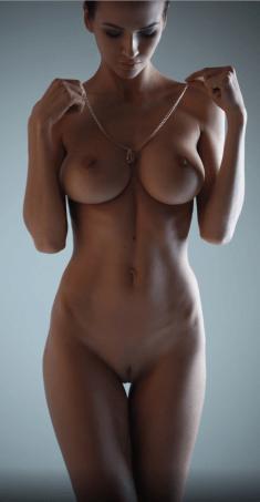 Сокровище на обнаженной груди