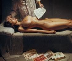 Анатомия женского тела