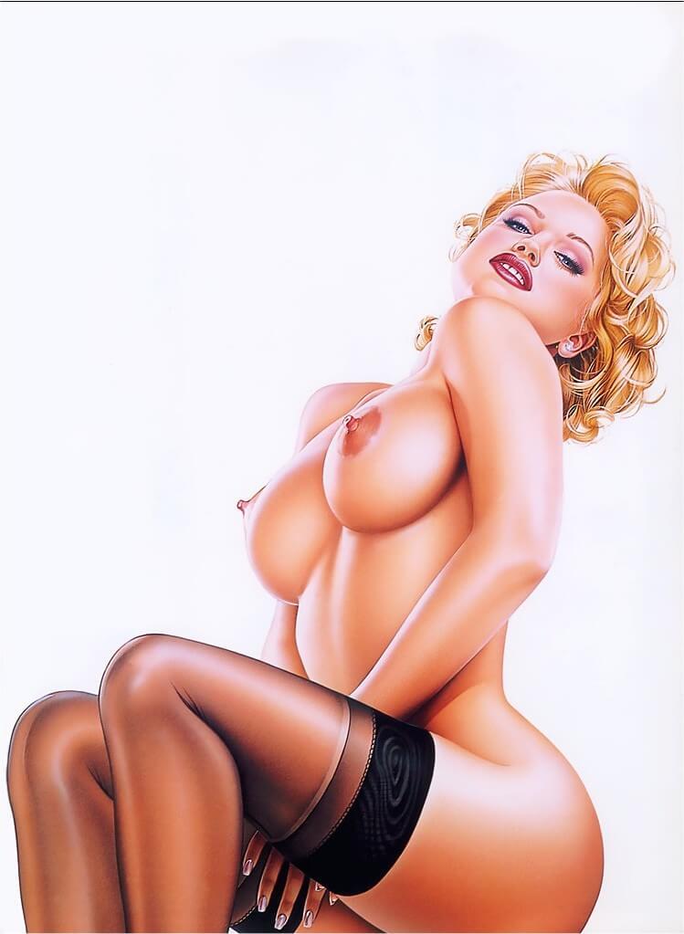 блондинки сиси