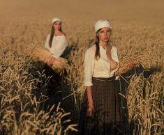 Хорошие крестьянки