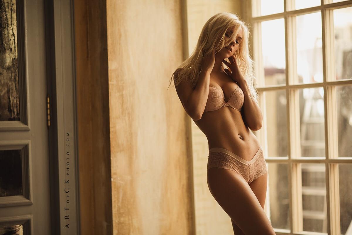 Красивая фигура(Блонд)