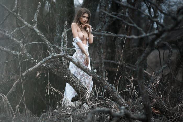 Красавица в гремучем лесу