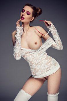 Сексуальная Катерина Райх