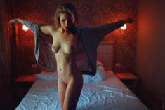 Любительская эротика в спальне