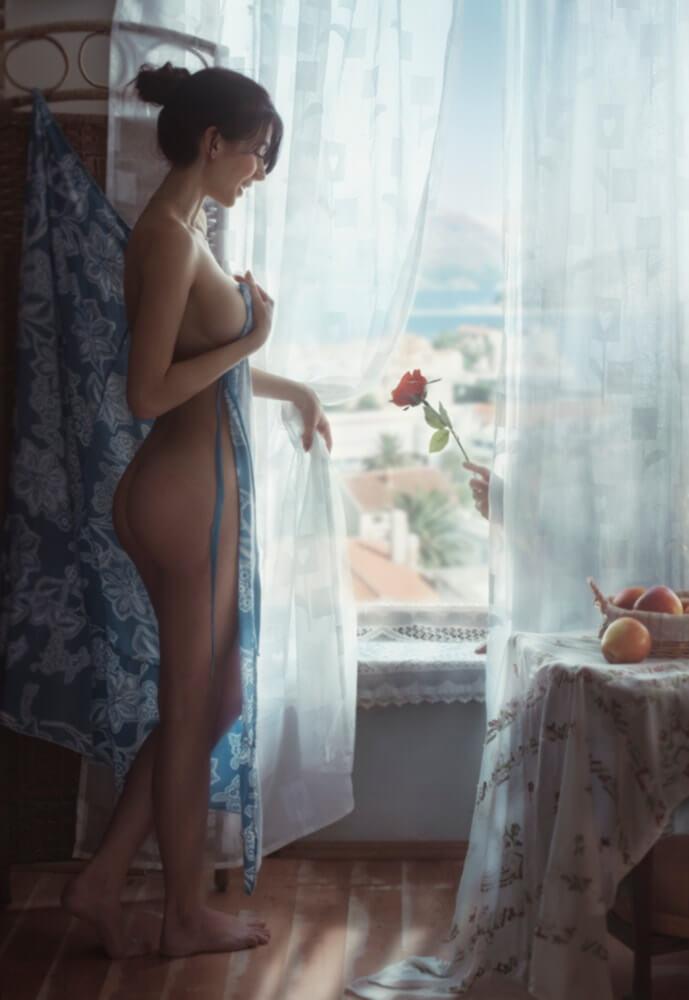 Красивая эротика от Davida Dubnitskiy