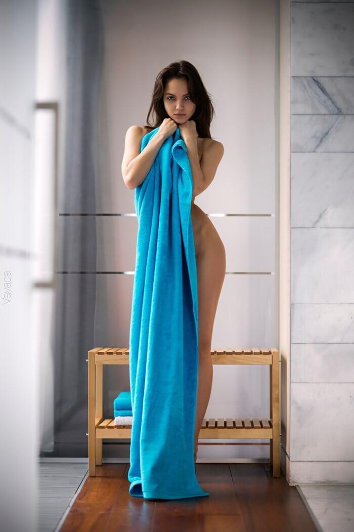 Сексуальная Мария Дёмина