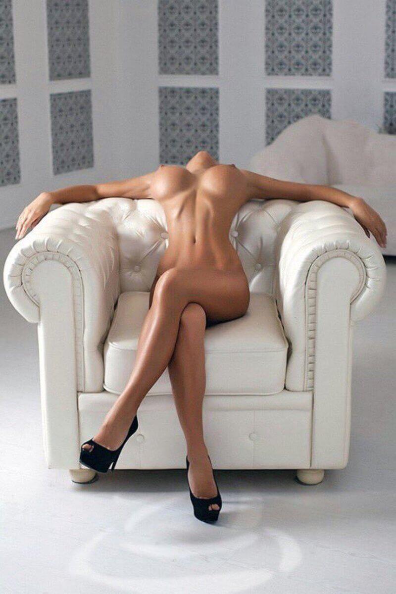 Эротика в кресле